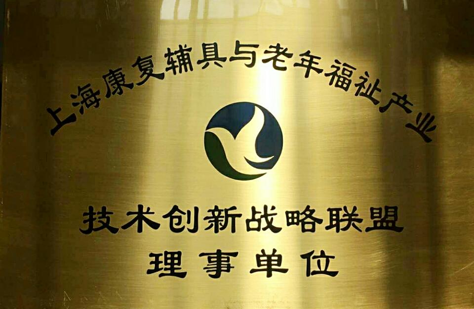 庆祝上海多睿电子科技有限公司加盟上海康复辅具与老年福祉产业技术创新战略联盟