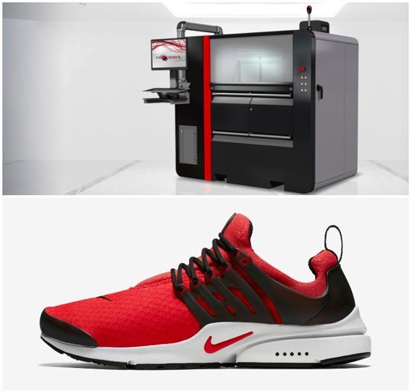 法国Prodways公司开发基于TPU材料的3D打印鞋类产品