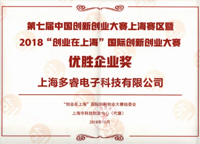 """2018""""创业在上海"""" 国际创新创业大赛"""